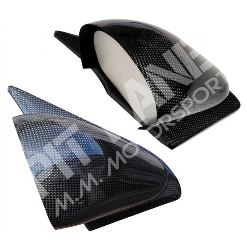 peugeot 106 106 maxi phase 2 paire de r troviseurs in carbone pitlane motorsport. Black Bedroom Furniture Sets. Home Design Ideas