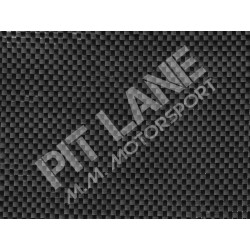 Flat sheet in carbon fibre 2mm thick