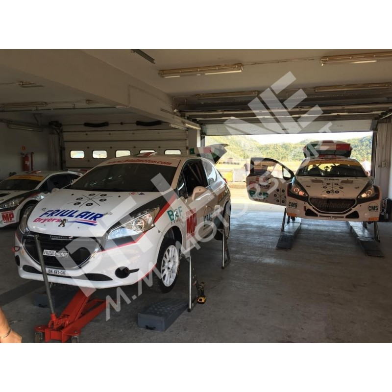 Coppia cavalletti rally universali pitlane motorsport for Cavalletti auto