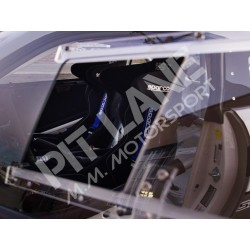 Renault CLIO WILLIAMS Kit Finestrini Policarbonato