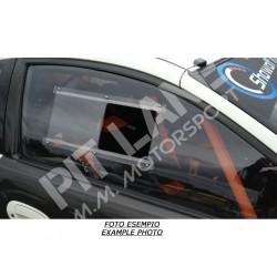 Lancia DELTA EVOLUZIONE - Lancia DELTA INTEGRALE 16v Competition window kit in polycarbonate