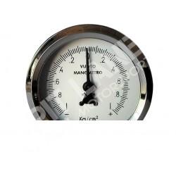 Lancia 037 Turbo pressure gauge diameter 80 mm