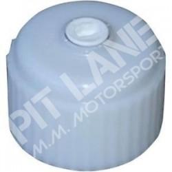 Standard cap with hose nozzle