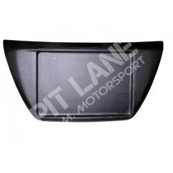 Mitsubishi EVO 8-9 Central dashboard in carbon fibre