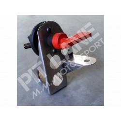 Lancia DELTA EVOLUZIONE - Lancia DELTA INTEGRALE 16v Supporto staccabatteria in alluminio