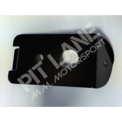 Lancia DELTA EVOLUZIONE - Lancia DELTA 16v Supporto in alluminio per pulsante avviamento ed interruttore on/off