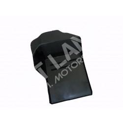 Subaru IMPREZA 2001-2008 Pedana Poggiapiedi Navigatore in Carbonio