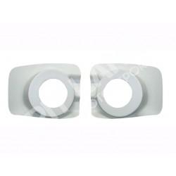 Suzuki SWIFT Pair of lamp pods for bumper in fibreglass