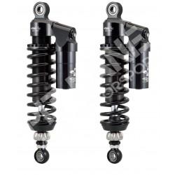 HARLEY DAVIDSON DYNA Pair Shocks Twin Shocks Version MATRIS Serie K M40KC