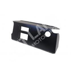Lancia DELTA INTEGRALE 16v - Lancia DELTA EVOLUZIONE Co-driver dashboard in aluminium