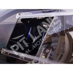 Renault CLIO WILLIAMS Kit Finestrini Policarbonato