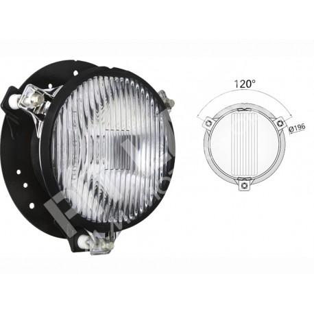 Fog lamp diameter 150 mm. H3
