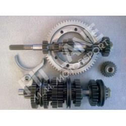 AUTOBIANCHI A112 – FIAT 127 – FIAT UNO 70 4-speed Dog engagment kit