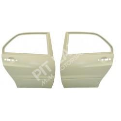 Mitsubishi EVO 7-8-9 Pair of rear doors in fiberglass