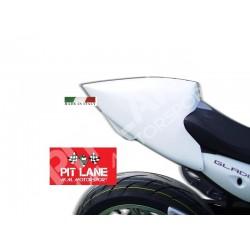 Suzuki Gladius 2010-2015 Solo seat Racing in fiberglass