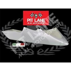 Triumph Street Triple 2006-2010 RACING Puig Belly Underfairing in fiberglass With bracket