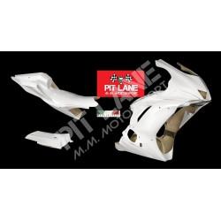 Yamaha R6 2017-2021 KIT Racing fairing in fiberglass