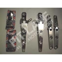 Lancia 037 Kit cerniere in alluminio