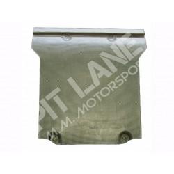 Lancia DELTA EVOLUZIONE Sump Guard in carbonkevlar, gravel or tarmac use