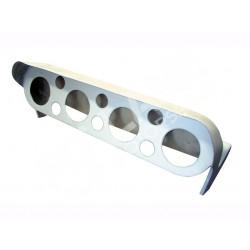 Lancia DELTA INTEGRALE 16v - Lancia DELTA EVOLUZIONE Portafari da cofano in vetroresina completo di staffe in alluminio