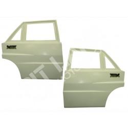 Lancia DELTA INTEGRALE 16v Coppia Porte Posteriori in vetroresina