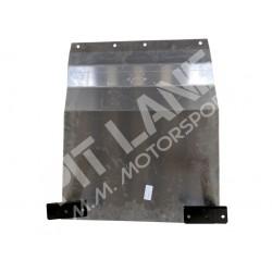 LANCIA DELTA INTEGRALE 16v Protezione motore in Anticorodal spessore 5 mm