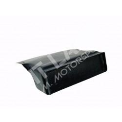 Mitsubishi EVO 6, Mitsubishi EVO 7 Co-driver dashboard in carbon fibre