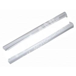 Mitsubishi EVO 7-8-9 Pair of sills in fibreglass