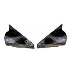 Suzuki SWIFT Pair of mirrors in carbon fibre