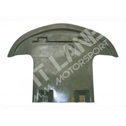 Mitsubishi EVO 8 Gravel sump guard in carbonkevlar For gravel use