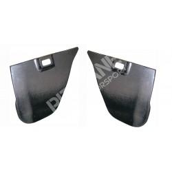 Mitsubishi EVO X Coppia pannelli porta posteriori in carbonio