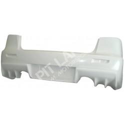 Mitsubishi EVO X Rear bumper in fiberglass