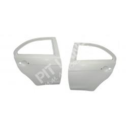 Mitsubishi EVO 10 Coppia portiere posteriori in vetroresina