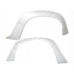 Opel ASCONA 400 Extensions rear wings in fibreglass