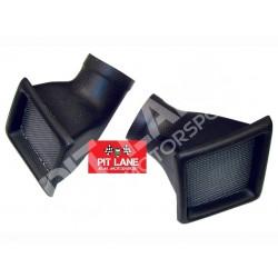 Lancia DELTA EVOLUZIONE Pair of Brake Vent in carbon fibre