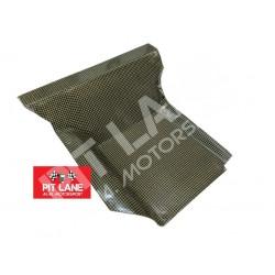 Lancia DELTA INTEGRALE 16v Co-driver footwell in Carbonkevlar