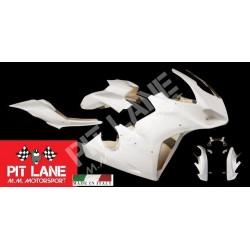 DUCATI PANIGALE V4 1100 KIT Racing fairing in fiberglass