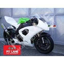 Kawasaki ZX-10R 2008-2010 KIT Racing fairing in fiberglass