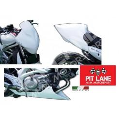 Suzuki Gladius 2010-2015 KIT Racing fairing in fiberglass