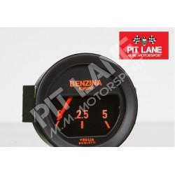 FIAT 131 ABARTH Pressione benzina 0-5 bars diametro 52 mm. elettrico
