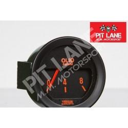 FIAT 131 ABARTH Pressione olio 0-8 Bars diametro 52 mm. elettrico