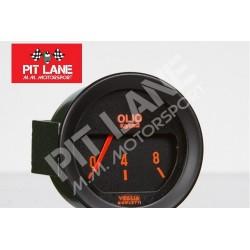 FIAT 131 ABARTH Pressione olio 0-8 Bars diametro 52 mm. meccanico