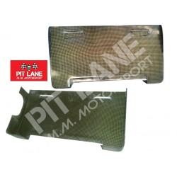 FIAT ABARTH GRANDE PUNTO S2000 Rear protection in carbonkevlar