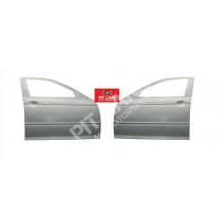 BMW M3 E46 5 Porte Coppia Portiere Anteriori in vetroresina