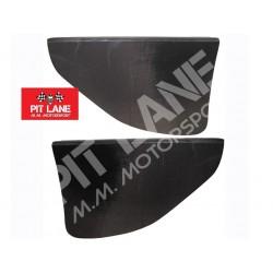 Fiat PANDA Abarth KIT Coppia pannelli porta posteriori in Carbonio