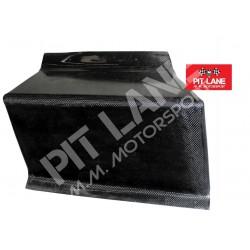 Fiat PANDA Abarth KIT Pedana poggiapiedi navigatore in carbonio