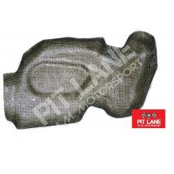 Fiat PANDA Abarth KIT Protezione serbatoio in carbonkevlar