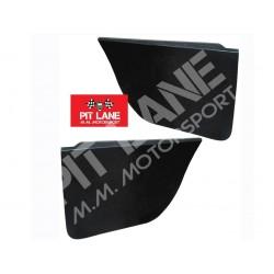 Fiat PANDA Abarth KIT Coppia Pannelli Porta anteriore in Carbonio