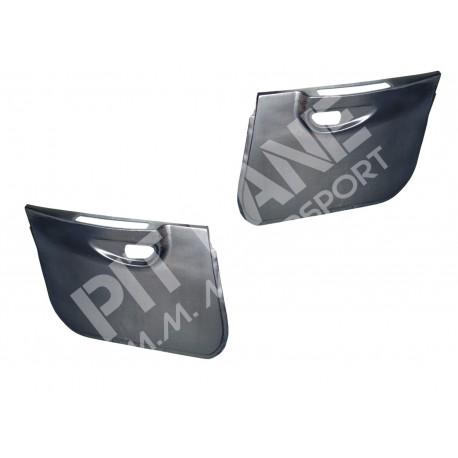 Subaru IMPREZA 2001-2008 / Subaru WRC S12B Pair of front door panels in  carbon fibre - Pitlane Motorsport