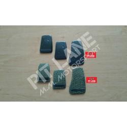 Subaru IMPREZA 1992-2000 Pedalset kit in carbon or kevlarcarbon